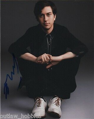 Nat Wolff Paper Towns Signed Autographed 8x10 Photo COA