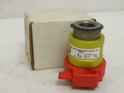 175656 New In Box, MP V35-4 Lock-Out Valve, 3-Way, 1/2NPT, 250PSI