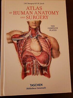 Atlas of Human Anatomy and Surgery, 2018; Multilingual Ed., Taschen -New