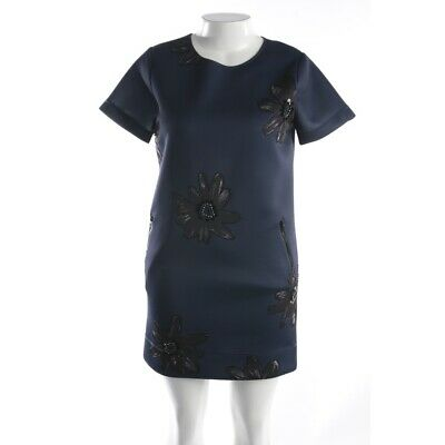Essentiel Robe Kleid Dress Antwerp Cocktailkleid Gr40 Blau Damen 6b7fgy