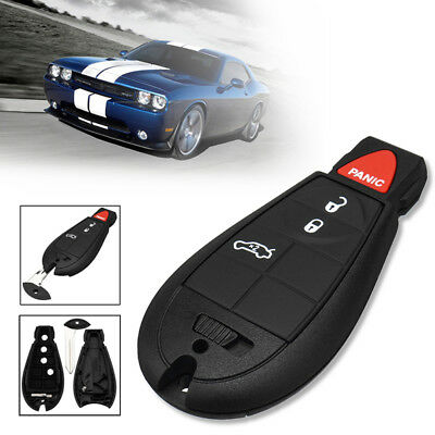 Remote Key Fob shell For Jeep Grand Cherokee Commander 2008 2009 2010 2011 In NS