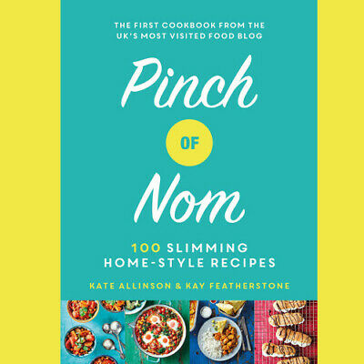 Pinch of Nom: 100 Slimming, Home-style Recipes 🌟Read Description🌟