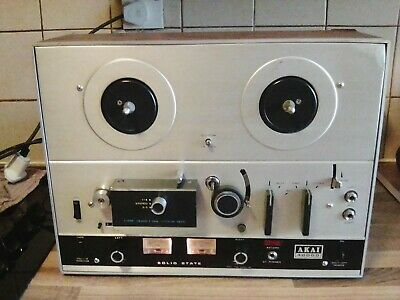 "Akai 4000D Reel to Reel Tape Recorder Player 1970""s"