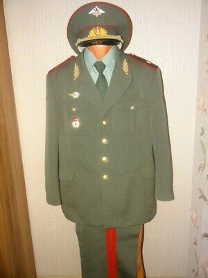 Russian army daily uniforms GENERAL 1 star commandant's office of infantry 200X