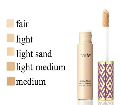 TARTE Double Duty Shape Tape Contour Concealer 10ml - Choose Colors FAST SHIP!
