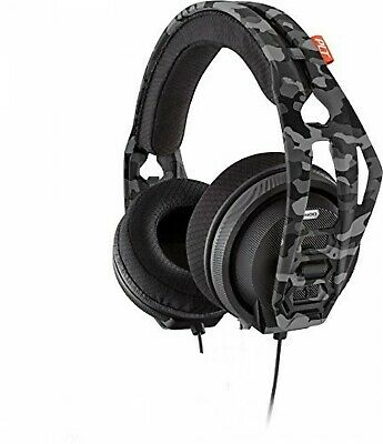 Plantronics RIG 400HX Over-Ear Gaming Headset for Xbox One - Camo NO-MIC B4