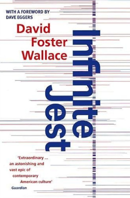 Wallace, David Foster-Infinite Jest BOOK NEW