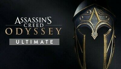 Assassins Creed Odyssey Ultimate PC
