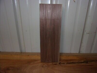 """1 Pc Walnut Lumber Wood Air Dried Board Lot 445A Carving Block 1 1/2"""" Thick"""