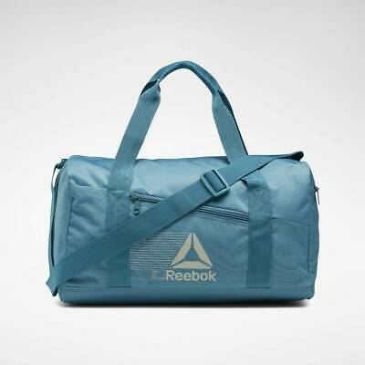 f01ac09460e2e NEW REEBOK ACTIVE Foundation Grip Small Duffel Army Green Color With ...