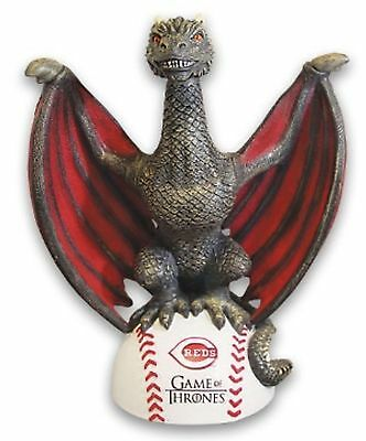 2017 Cincinnati Reds Game Of Thrones Drogon Dragon Bobblehead SGA  8/6/17 NEW