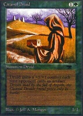 Citanul Druid Antiquities Magic mtg Moderate Play, English x1 1x