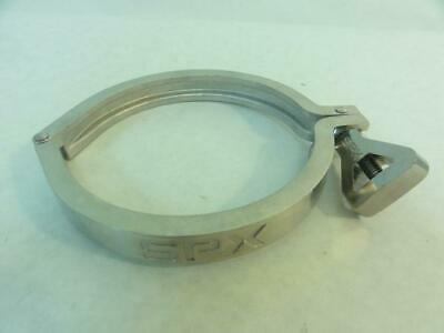 "176334 New-No Box, SPX 119-87 Clamp, SS304, 4"" Size, 13MHHM-5"