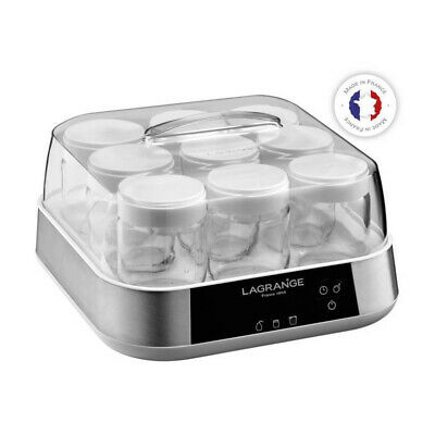 LAGRANGE 459601 LIGNE  Yaourtiere-fromagere - 18 W - Inox