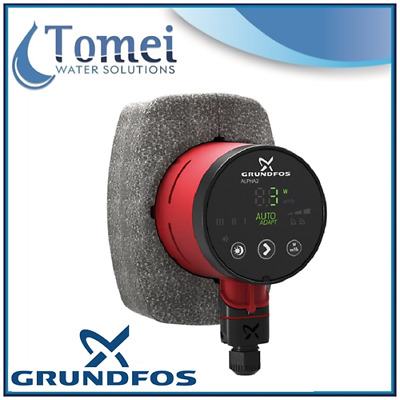 GRUNDFOS Circulateur Electronique ALPHA2 25-50 26W 1x230V 130mm Z3