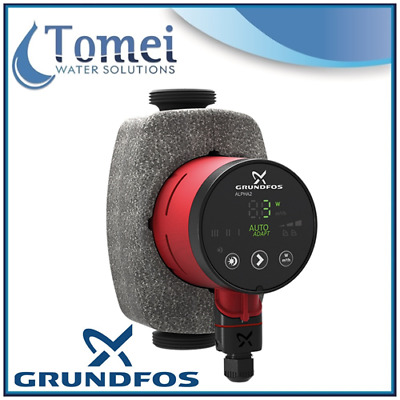 GRUNDFOS Circulateur Electronique ALPHA2 25-60 34W 1x230V 180mm Z3