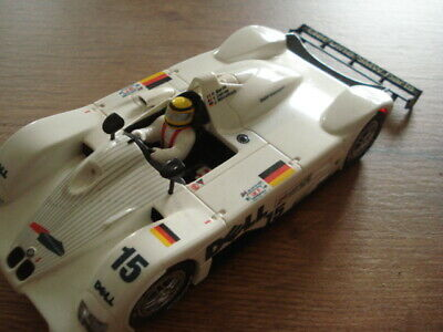 Carrera 20475 bmw v12 lmr le mans 1999 / scalextric