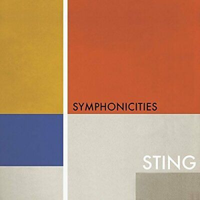Sting Symphonicities (2010)  [CD]