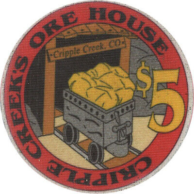 Ore House Casino - $5 Casino Chip