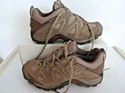 goretex uk SALOMON ladies trainers VEGA contagrip gtx BEIGE 2HYEIWD9