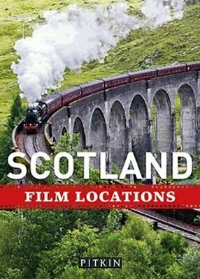 Scotland Film Locations by Phoebe Taplin 9781841658414 | Brand New