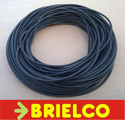 Cable Electrico Flexible Unipolar 1X0.75Mm 2.35Mm Energia Negro 100M Bd10042/100