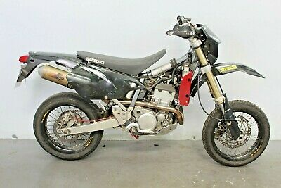 2006 Suzuki Drz 400 Sm K6 Damaged Spares Or Repair ***No Reserve*** (19361)