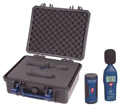 Reed R8050-KIT Sound Level Meter and Calibration Kit