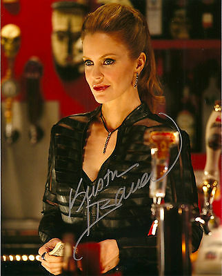 True Blood PAM Kristen Bauer Signed Autographed 8x10 Photo COA