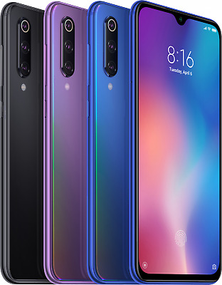 Xiaomi Mi 9 Unlocked 64GB + 6GB RAM Dual Sim 4G LTE Smartphone - Global Version