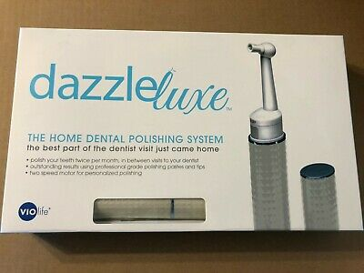 Dazzle Home Polishing And Stain Removal System NEW