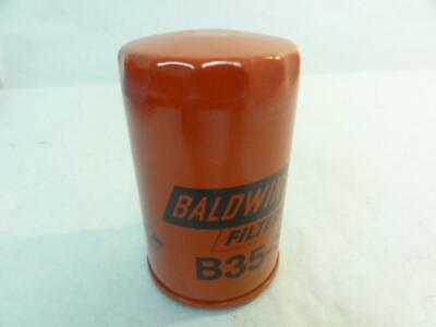 179388 New-No Box, Baldwin B35-S Spin-On Oil Filter, Micron Rating: 18