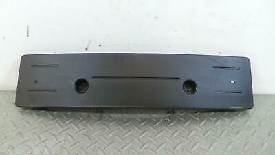 2014 PORSCHE BOXSTER Petrol Convertible Front Number Plate Backing 434