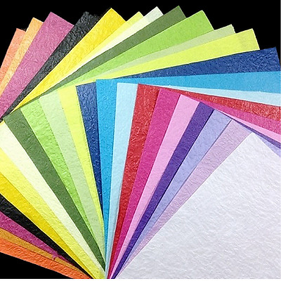 300 Square Double Sided Origami Folding Crane Craft Color Sheet Lucky Wish Paper