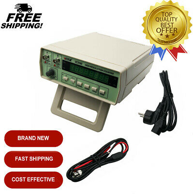 VC3165 Radio Frequency Counter RF Meter 0.01Hz-2.4GHz Professional Tester st