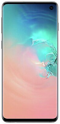 Sim Free Samsung Galaxy S10 6.1 Inch 128GB 16MP 4G Mobile Phone - White