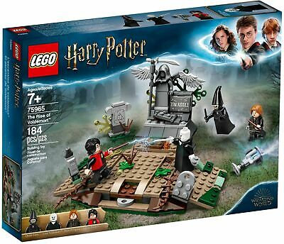 PRE-ORDER LEGO Harry Potter 75965 The Rise of Voldemort FREE SHIPPING