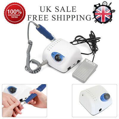 Strong 210 105L 65W 35000RPM Electric Nail Drill Machine for Manicure Pedicure