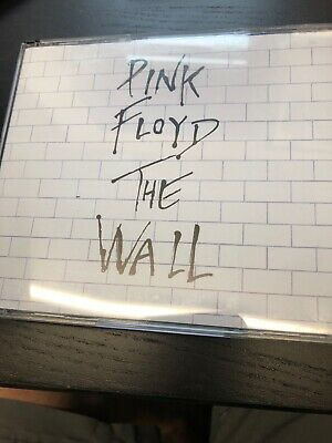 Pink Floyd - Wall (Remastered) The (1994) Near Mint 2cd Plus Booklet