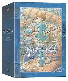 Nausicaa of the Valley of the Wind Box Set by Mi... | Book | condition very good