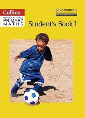 Collins International Primary Maths: 1: Student's Book by Lisa Jarmin, Ngaire...