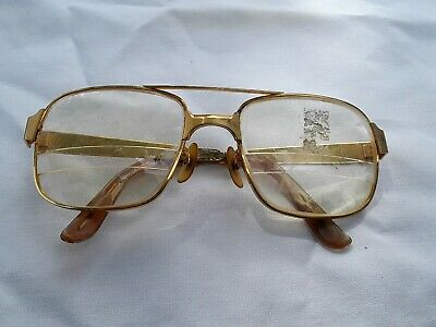 AMERICAN OPTICAL AO 135 GOLD VINTAGE AVIATOR frames 54 18 VIEW PAYMENT OPTIONS