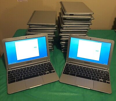 "Samsung Chromebook XE303C12-A01US 11.6"" Laptop 1.7GHz/2GB/16GB SSD w/ charger"