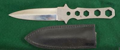 Stainless Steel Throwing Knife - Perfect Balance At Centre : Ref: 3468M