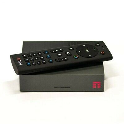 Decoder Tim Box Vision Timvision Dvb-T2 4K Android 32Gb Nuovo 2019