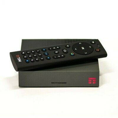 Decoder Tim Box 2019 Vision Timvision Dvb-T2 4K Android 32Gb Nuovo