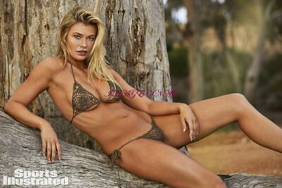 """Brooks Nader 2019 Sports Illustrated Swimsuit Poster Print 24/"""" x 36/"""" inch 90"""