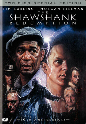 Warner Home Video Dc2650D Shawshank Redemption (Dvd/2 Disc/Special Edition/En...
