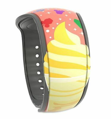 Disney Parks MagicBand 2 Dole Whip Swirl Food Snacks Magic Band New in Package