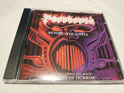 Possessed ‎– Beyond The Gates / The Eyes Of Horror RARE CD